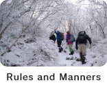 Rules and manners