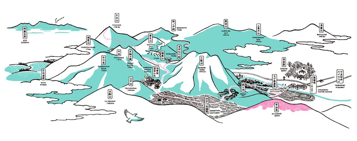 Kuju map