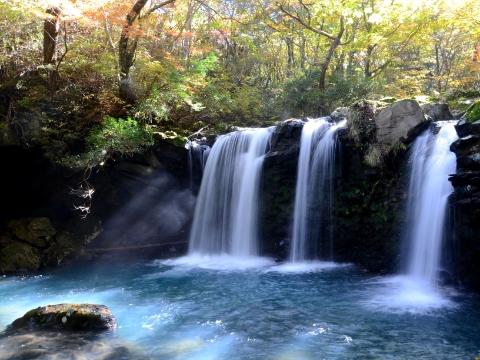 くじゅうの滝